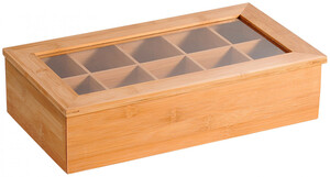 Kesper Teebox aus Bambus