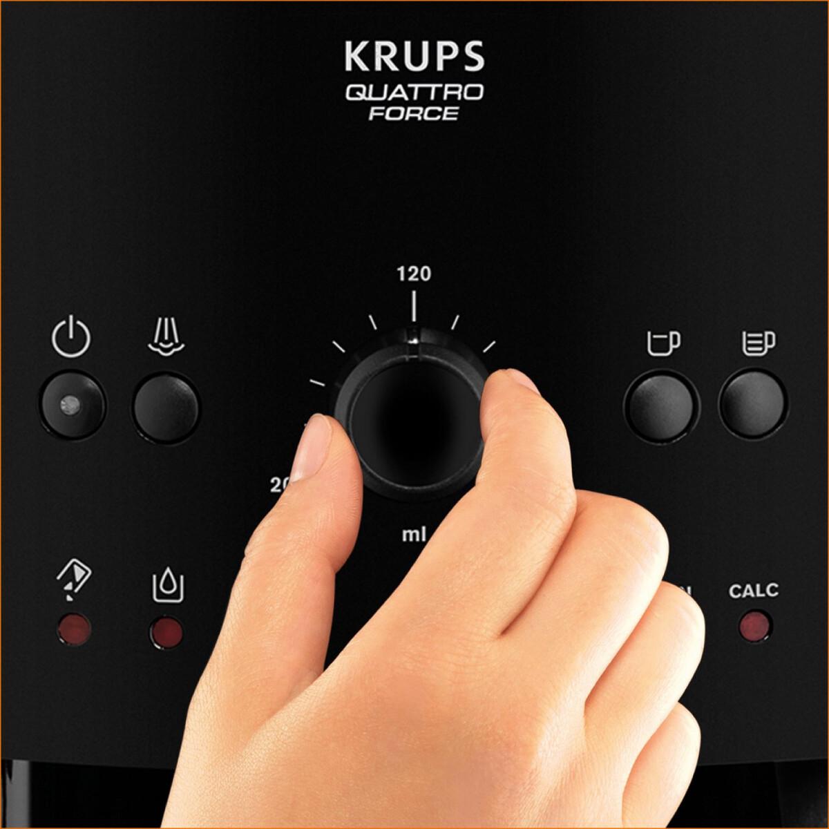 Bild 3 von Krups Kaffeevollautomat EA8110