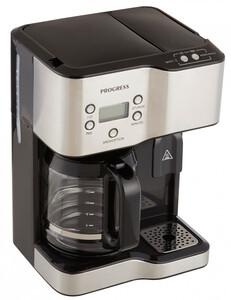 Progress Kaffeemaschine mit Heißwasserspender