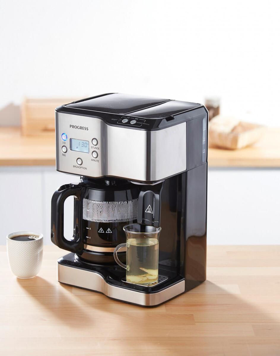 Bild 3 von Progress Kaffeemaschine mit Heißwasserspender
