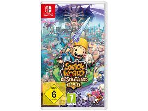 Nintendo Snack World: Die Schatzjagd - Gold