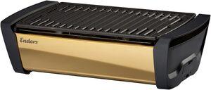 ENDERS Tischgrill »AURORA MIRROR«, BxT: 47x26 cm, Gold, mit LED
