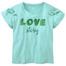 Bild 1 von Mädchen T-Shirt mit Glitzer-Print