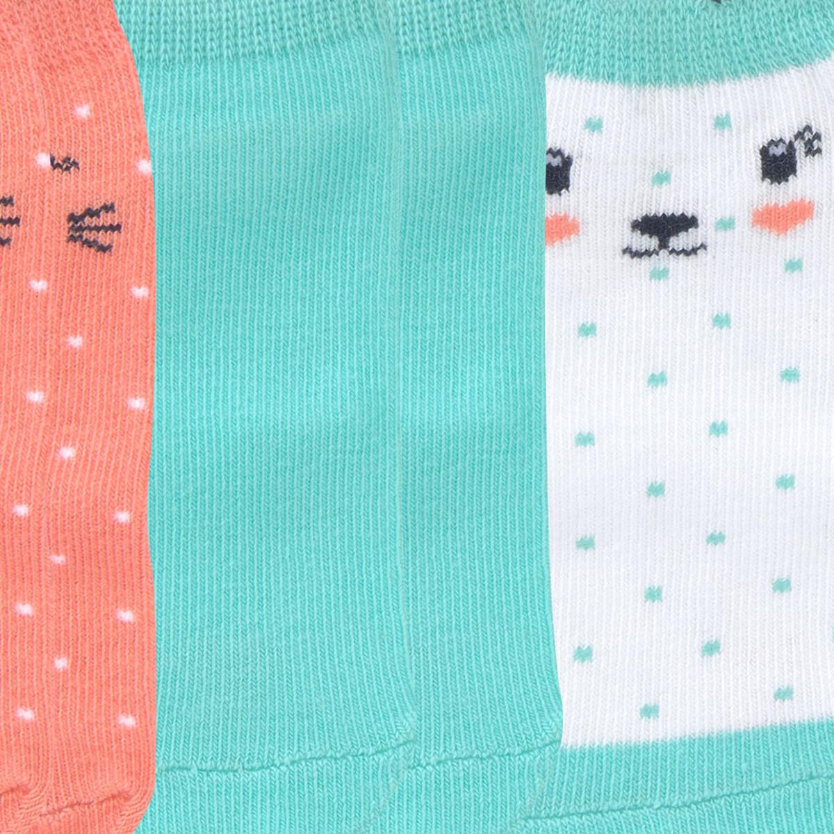 Bild 3 von 5 Paar Baby Sneaker-Socken im Set