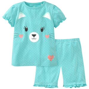 Baby Shorty mit Frontprint