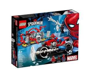 LEGO 76113 Spider-Man Motorradrettung