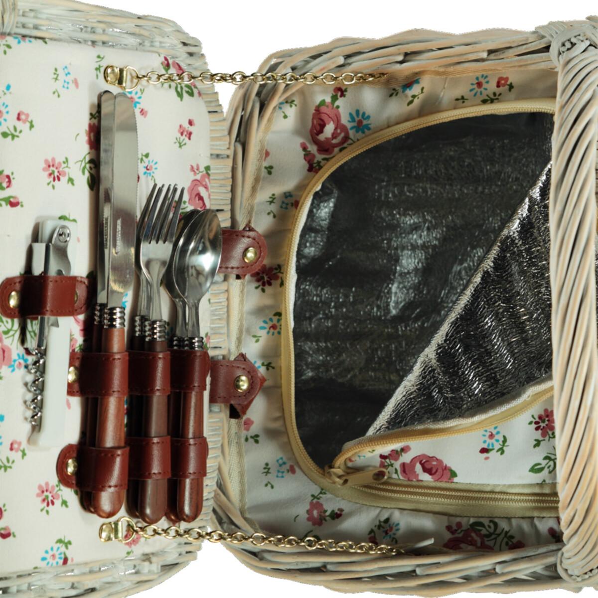 Bild 3 von Picknick Korb für 2 Personen
