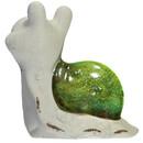 Bild 2 von Schnecke aus Keramik, 11cm hoch