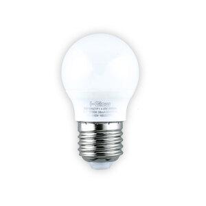 I-Glow LED-Leuchtmittel, Mini Globe, 8 W, E27, Warmweiß
