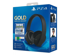 Sony PlayStation Wireless Headset 27906 Fortnite Neo Versa Bundle