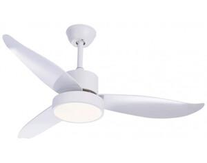 Globo LED-Deckenventilator 03600 D. 114 cm weiß