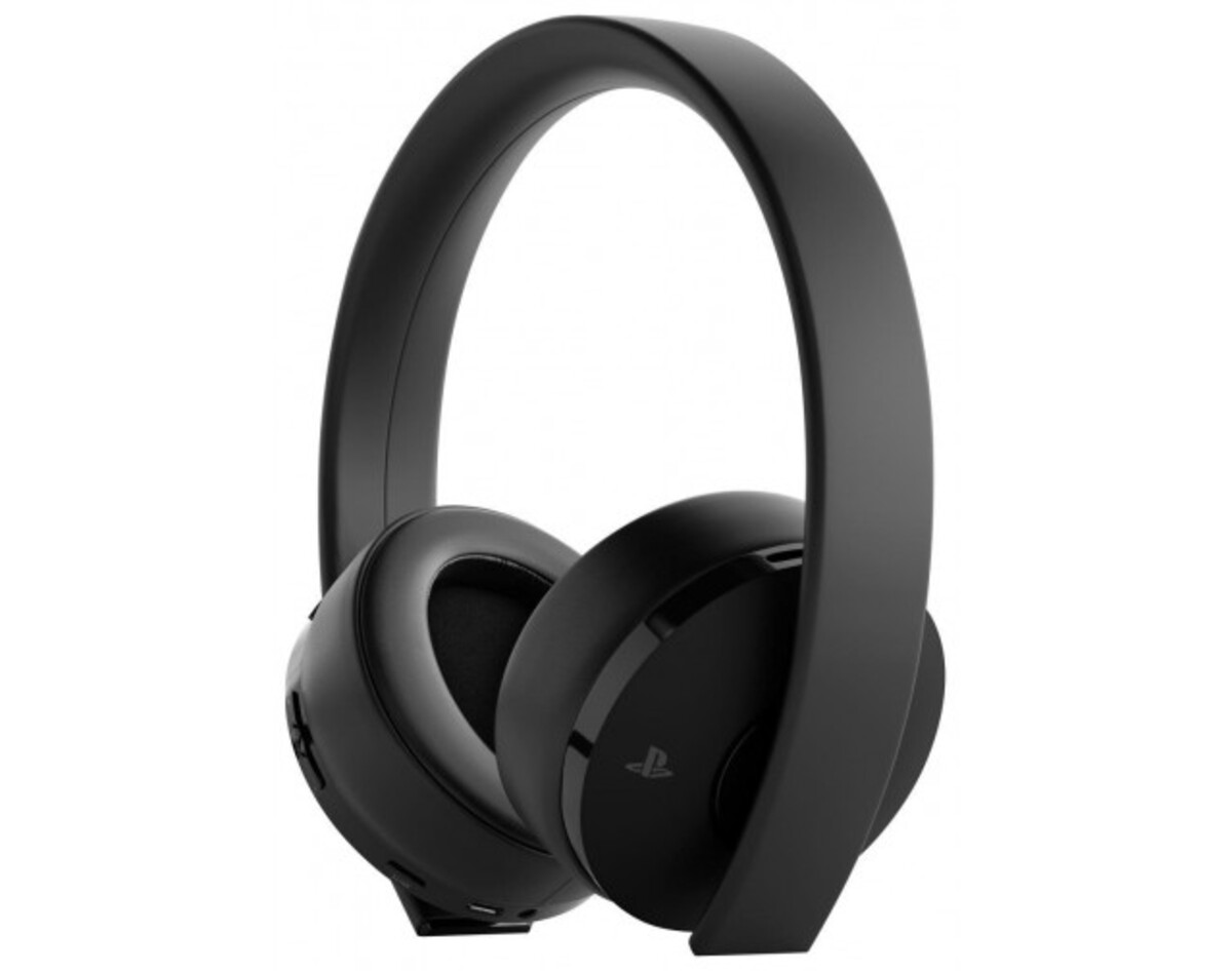 Bild 1 von Sony PlayStation Gold Edition Wireless Headset 27085