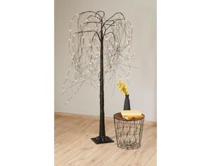 LED-Baum Trauerweide warmweiß