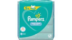 Pampers Feuchte Tücher Fresh Clean 5x