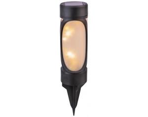 LED-Solarleuchte 33486-16 Farbwechsel H. 32 cm
