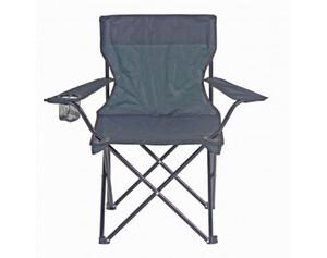Camping-Stuhl schwarz