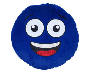 Dekokissen Emoji Lustig Ø 40 cm
