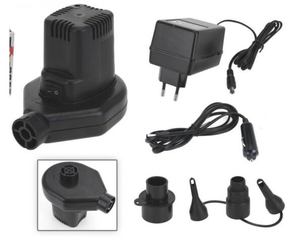 Elektropumpe Combination schwarz