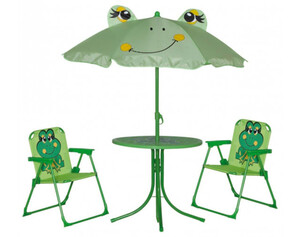 Kinder-Garten-Set Froggy 4-tlg.