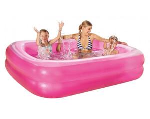 Jumbo Pool Neon Shine pink ca. 200 x 150 x 50 cm