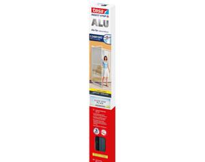tesa® XL-Fliegengitter-Alu-Tür ca. 120 x 240 cm braun