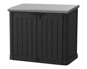 Keter Aufbewahrungsbox Store-it-out Max anthrazit/grau