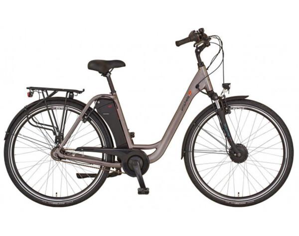 Alu-City-Geniesser-E-Bike e9.5 28