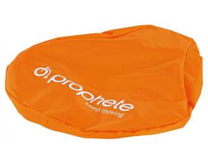 Sattelregenschutz orange