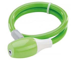 Kinder-Kabelschloss grün