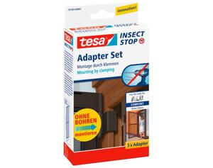 tesa® Comfort-Adapter-Set für Fliegengitter-Türen