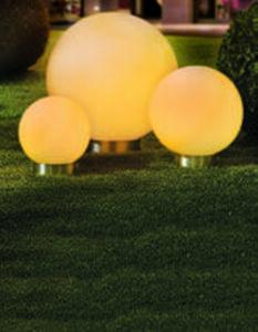 LED-Solarkugel »Marla«