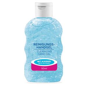 Reinigungs-Handgel mit Alkohol 50 ml