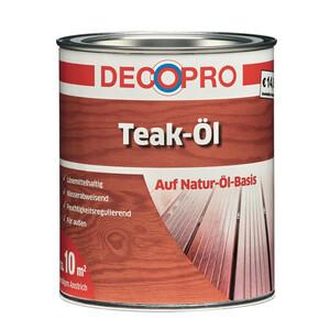 DecoPro Teaköl 750 ml