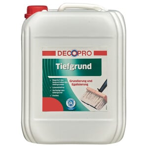 DecoPro Tiefgrund LF 5 Liter für innen und außen