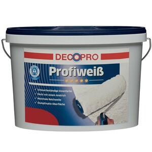 DecoPro Profiweiß 1 Liter matt