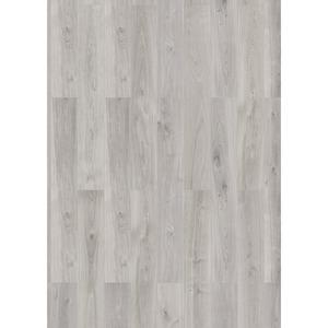 Vinyl-Fertigboden 'Dark Grey Oak' 122 x 18,5 cm