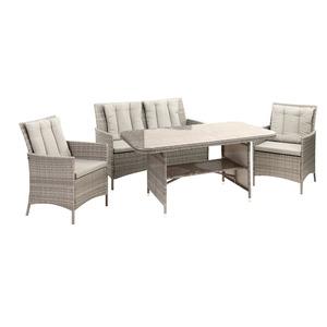 Dining-Lounge Set 'Gitta'