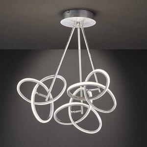 home24 LED-Deckenleuchte Eliot IV