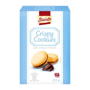 BISCOTTO     Crispy Cookies