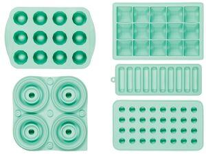ERNESTO® Eisbereiter, aus Platinsilikon, spülmaschinengeeignet