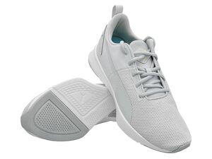"Puma Sneaker Damen Herren ""Flyer Runner"" hellgrau"
