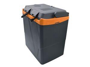 CRIVIT® Elektro Kühlbox »230 V CEK 29«, 30 l Fassungsvermögen, mit Warmhaltefunktion