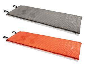 CRIVIT® Liegematte, selbstaufblasend, mit Anti-Rutsch-Silikonbeschichtung, Luftschaum