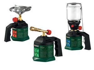 PARKSIDE® Campingkocher/ Campinglampe/ Kartuschenlötlampe, stufenlos regulierbar