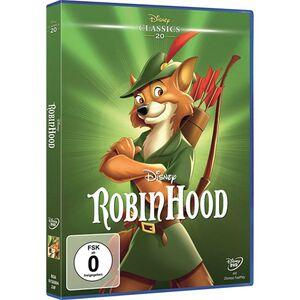 Disney DVDs - Robin Hood