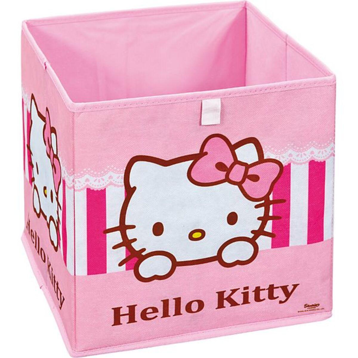 Bild 1 von Inter Link Faltkiste Hello Kitty Sweat pink