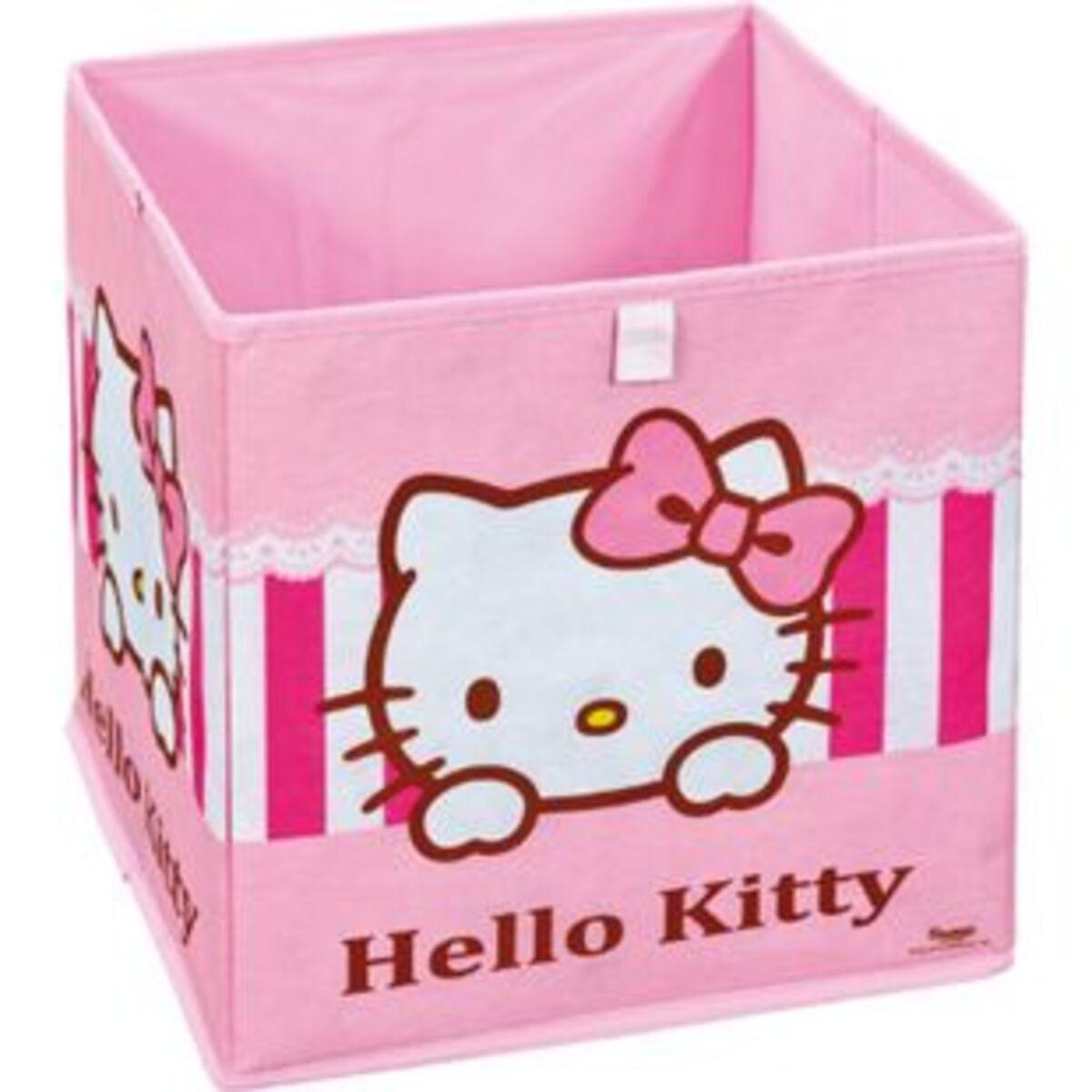 Bild 2 von Inter Link Faltkiste Hello Kitty Sweat pink