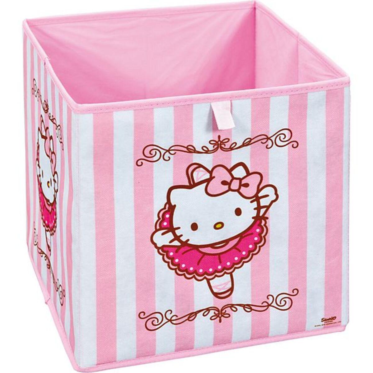 Bild 1 von Inter Link Faltkiste Hello Kitty Ballerina
