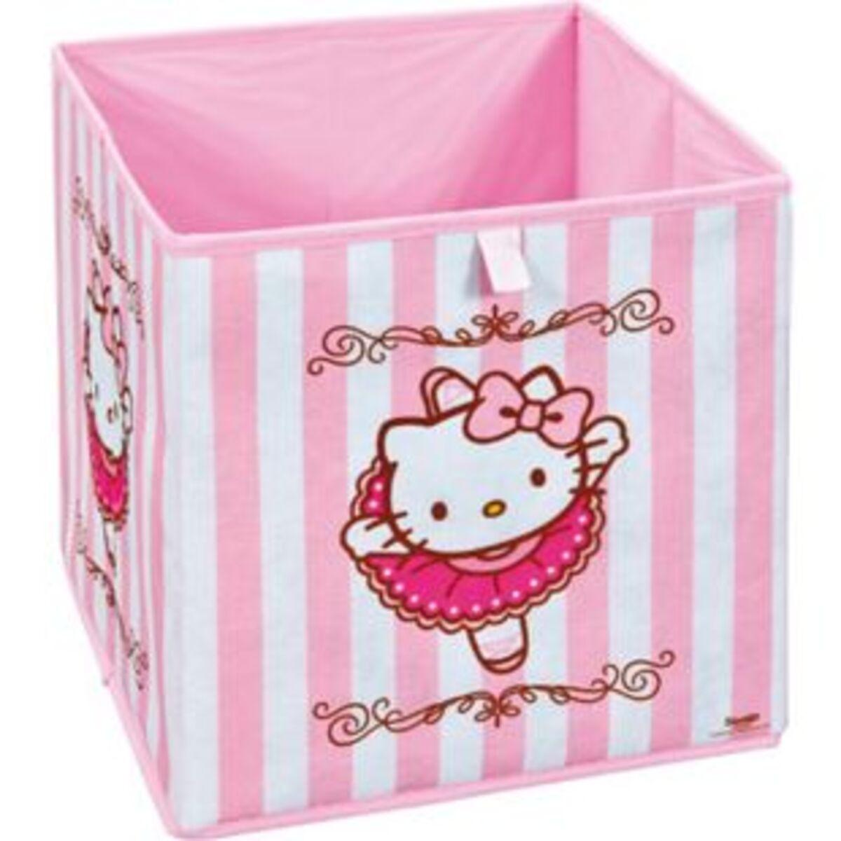Bild 2 von Inter Link Faltkiste Hello Kitty Ballerina