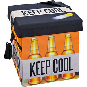 Inter Link Faltkiste Fanbox II Bier